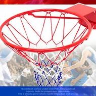台灣製造  18吋金屬籃球框架(含籃球網)金屬籃框.耐用籃球架子籃網.金屬籃架不含籃球板.打籃球類運動用品.推薦哪裡買)P116-1885