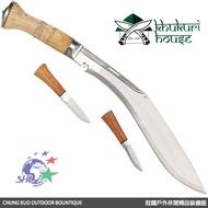 詮國 - Khukuri House 廓爾喀 / 廓爾克手工刀具 / 叢林灣刀 / AM-2007/12