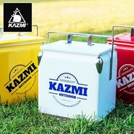 KAZMI酷樂彩色小冰箱/冰桶/保溫箱13L K6T3A013