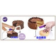 生活殿堂 <現貨供應> 惠爾通Wilton 蛋糕分層器 分層器蛋糕分層切割器蛋糕分割器生日蛋糕麵包切割分片器夾餡夾水果