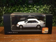1/64 GLM Mercedes-Benz S-Class 600SEL (W140) White【MGM】