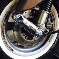 VESPA LX/LT/GTS/Primavera/Sprint輪框貼紙(ET8,S125,GTV)