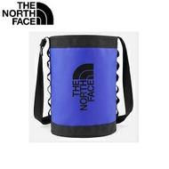[ THE NORTH FACE ]  8L 斜跨 / 單肩 水桶包 藍黑 / 公司貨 NF0A3KZ7EF11