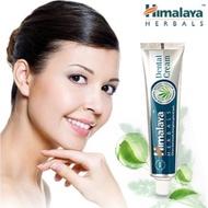 喜馬拉雅 印度天然草本美白牙膏
