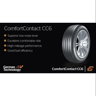 Continental CC6 New Tyre Offer