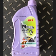 中油  Mirage 美耐吉機油 15W/40 ,4T機油,各廠牌機車皆可用,耐高溫、騎長途可用。