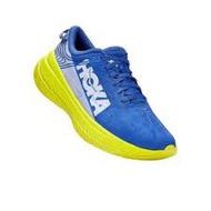 壯男的店HOKA ONE ONE (男 )路跑鞋 Carbon X 運動鞋 慢跑鞋 藍黃 HO1102886ABEP