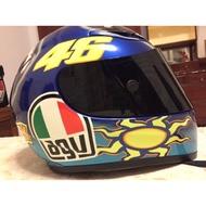 AGV Rossi GP-Tech限量驢子帽