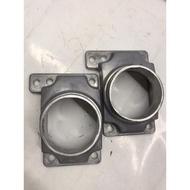 ALUMINUM air filter Adaptor Mitsubishi AIR FLOW SENSOR ADAPTER WIRA 1.6/1.8/V6/EVO