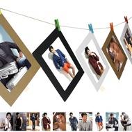⭐現貨⭐高以翔寫真照片墻 遇見王瀝川周邊收藏寫真集照片定制 麻繩懸掛夾子