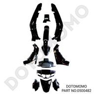 RG 110  RG110 RG SPORT SUZUKI BODY COVER SET  DOTOMOMO