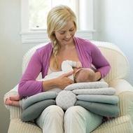 ป้อนอาหารเด็กทารกแรกเกิดหมอนปรับการตั้งค่าความสูง - INTL