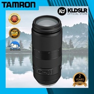 Tamron 100-400mm f/4.5-6.3 Di VC USD Lens for Nikon F (Tamron Malaysia Warranty)