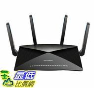 [107美國直購] 路由器 NETGEAR Nighthawk X10 AD7200 802.11ac/ad WiFi Router Compatible with Amazon Alexa (R9000)