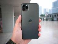 iPhone 11 pro 256g 夜幕綠 二手 轉售 面交