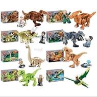 Lego Jurassic World Dinosaurs Minifigure Dinoasur Jurassic Park