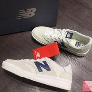 ✚NEW BALANCE NB 300 米灰白 深藍 麂皮 復古 運動 休閒鞋 韓系 女鞋 WRT300RV1540