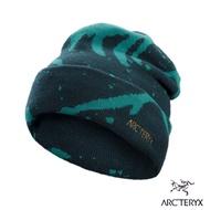 Arcteryx 始祖鳥 Grotto 保暖 針織毛帽 軌道綠