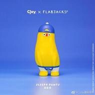 【撒旦玩具 SatanToys】預購 CJOY Flabjacks 睡褲香蕉 Banana Boo 17公分 大隻 公仔