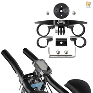 TT Aerobar Bike Computer Sports Camera Mount Holder for Road Bicycle