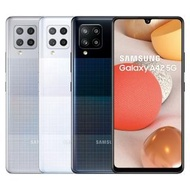 【SAMSUNG 三星】Galaxy A42 5G 6.6吋四鏡頭智慧型手機(8G/128G)