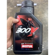 100% original Motul 300V 5w40 100% fully synthetic ester core racing motor oil