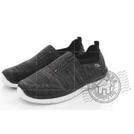 Lotto EASYWEAR 飛織輕走鞋 黑色 健走鞋 LT7AWX5900