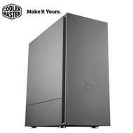 紐頓電子 公司貨 開發票★ Cooler Master 酷碼 Silence S600 預裝兩顆風扇 金屬側板 電腦機殼