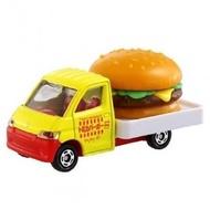 TOMICA 豐田漢堡車 TM054A 多美小汽車
