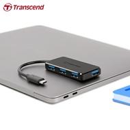 創見 Transcend USB Type-C傳輸 極速 4埠 HUB 集線器 TS HUB2C
