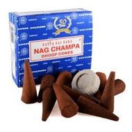 [綺異館] 賽巴巴 印度塔香 Saty Sai Baba NAG CHAMPA cone