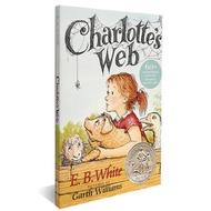 English Reading Books for Kids Novel Charlotte's Net Book Kids Story Books Fiction Book Fairy Tale Learning Books for Kids