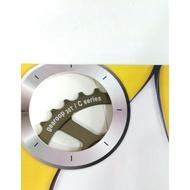 ★榮二單車★ Gearoop飛輪輪改裝片-7075鋁合金(CAMPY系統)(30T)(32T)系統)