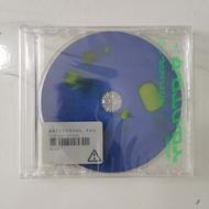 CD วีดีเพลง YENTED : ANTIFUNGAL (CD)(เพลงไทย)