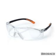 【大船回港】台灣製 強化抗UV安全眼鏡-彈力型737(工作護目鏡/防護眼鏡/防塵護目鏡/透明護目鏡)