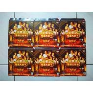 ORIGINAL TVB DRAMA DVD I Bet Your Pardon 6D【二手】
