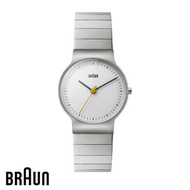 BRAUN德國百靈 極簡超薄石英不鏽鋼錶 女款 (BN0211SLBTL)