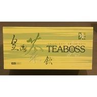 (代購)TEABOSS 皇圃茶飲一盒30入@市價1380團購價一盒1080  (可7-11取貨付款)