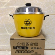 大同電鍋迷你紀念鍋小電鍋TAC-1B(11cm外盒完整)