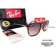 < R E A D Y S T O C K > RAYBAN RB 4187 CHRIS