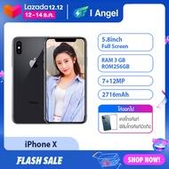 [I ANGEL] Apple IPhone X 64GBโทรศัพท์มือถือ ไอโฟนมือสอง   สภาพใหม่