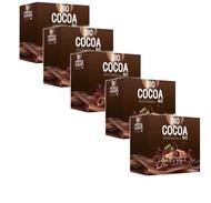 BIO COCOA MIX ไบโอ โกโก้มิกซ์ ดีท็อก โกโก้ บรรจุ 10 ซอง ( 5 กล่อง)