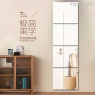 Mirror Stickers Wall Self-adhesive Mirror Stickers Student Dormitory