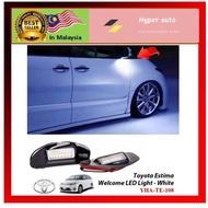 Toyota Estima Welcome LED Light - White TE-108 ACR30 accessories
