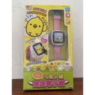 全新未拆 正版公司貨 Mimi 可愛小雞養成電子錶 小雞手錶
