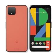 【現折兩千】Google Pixel 4 XL 6.3吋智慧手機(6G/64G)-如此橘