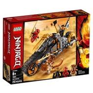 樂高積木 LEGO《 LT70672 》 NINJAGO 旋風忍者系列 - 阿剛的越野摩托車