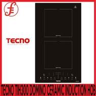 TECNO INDUCTION HOB TIH300 DOMINO CERAMIC INDUCTION HOB BUNDLE HOOD (EXCL. INSTALL)
