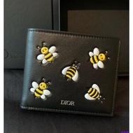 Dior Homme x KAWS 限量全作款 男款短夾 錢包