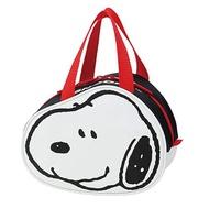 史努比 便當袋 手提袋 保溫 保冷 Snoopy 日本正版 該該貝比日本精品 ☆